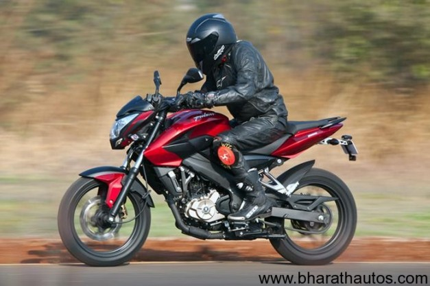 New Bajaj Pulsar 200NS - 007