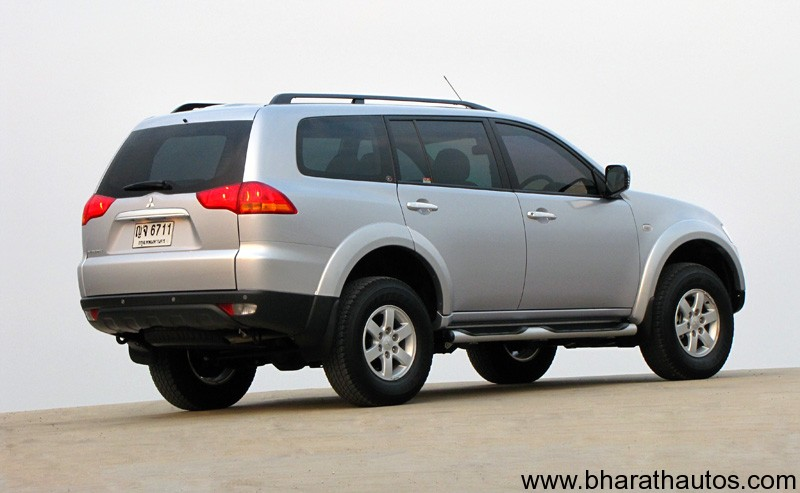 Mistubishi India scheduled to launch Pajero Sport SUV on February 15th