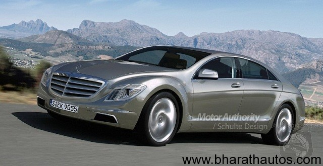2013 mercedes benz s class to be launched in four body styles for Mercedes benz body styles
