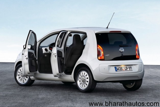 Volkswagen Up! five door - 003