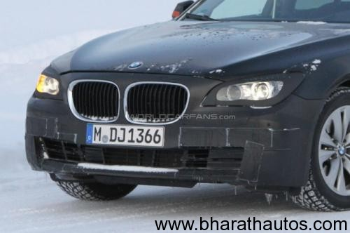 2013 BMW 7-Series facelift - 004