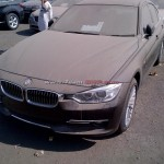 New BMW 3 Series (F30) - FrontView