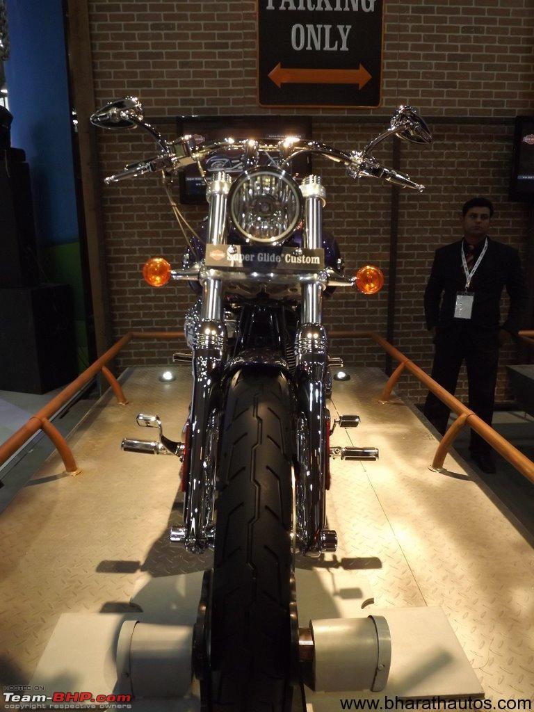 Harley-Davidson Super Glide Custom
