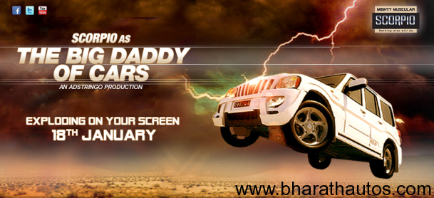 but think about the mighty scorpio mahindra scorpio is india s largest