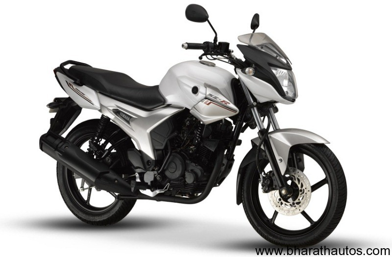 2012 Yamaha SZ-X / SZ-R launched, but price remains same