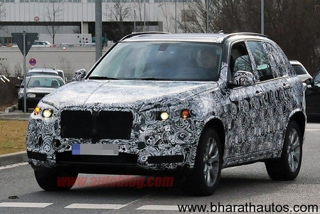 2013 BMW X5 SUV - FrontView