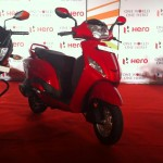 Hero Maestro 110cc scooter - 001
