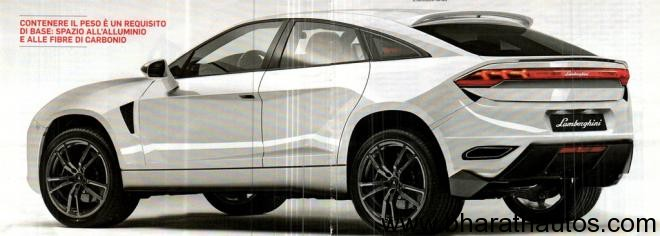 Also see - Lamborghini SUV could to production in 2015, if Volkswagen