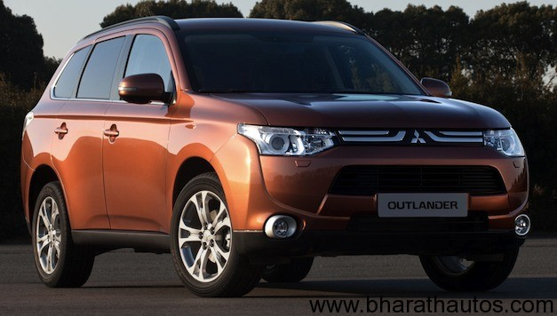 2013 Mitsubishi Outlander Crossover
