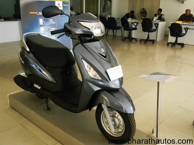 Suzuki Swish 125 - 001