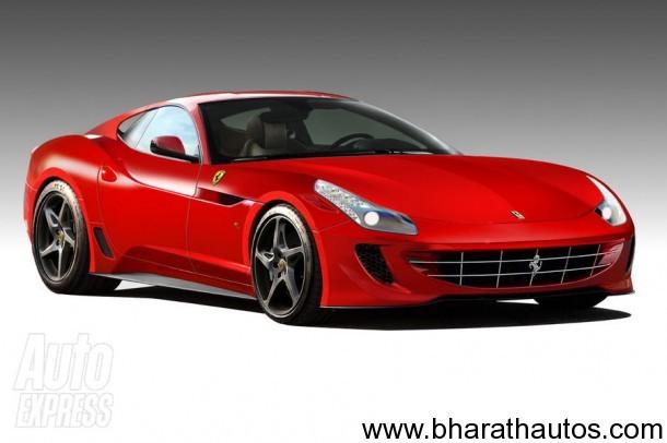 New Ferrari 620 GT
