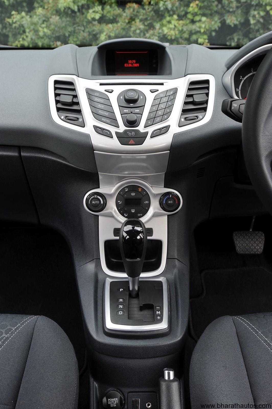 2012 Ford Fiesta Automatic sedan