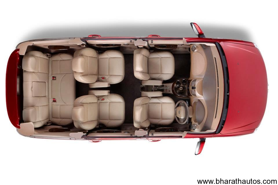 2012 New Mahindra Xylo Interiors and Comfort Features -