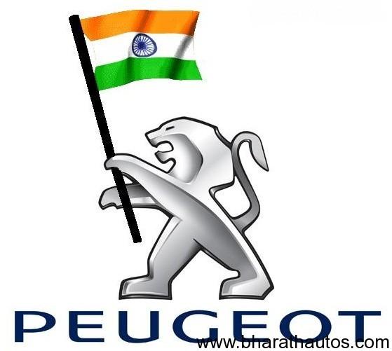 PEUGEOT INDIA PLANS