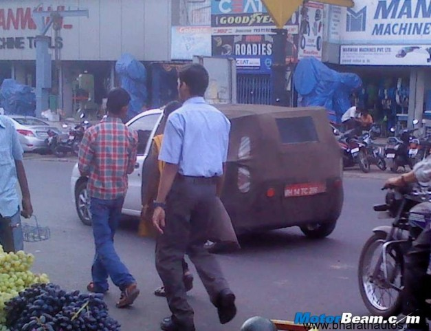 Tata Indica Station Wagon