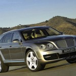 Bentley SUV Concept