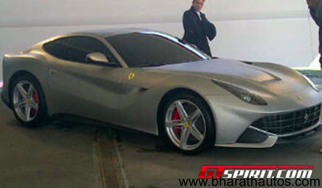 2013 Ferrari F620 GT image leaked