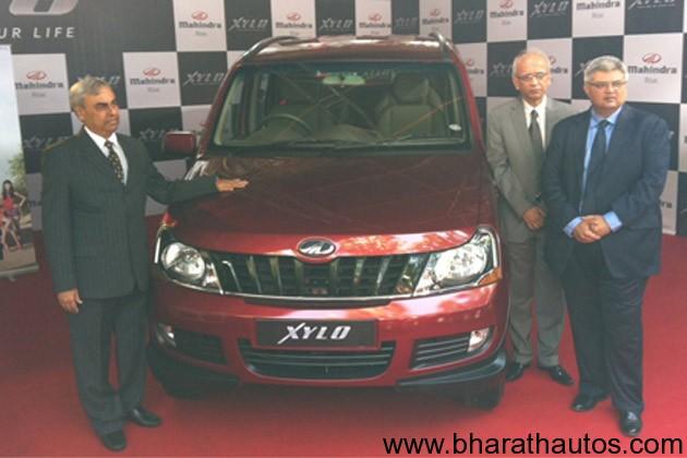 Mahindra Xylo 2012 Launch