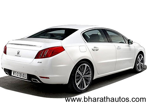 Peugeot-508-rear-angle-view