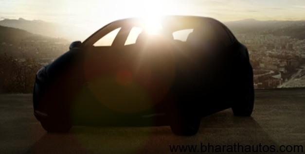 Volvo V40 - ShadowTeaser