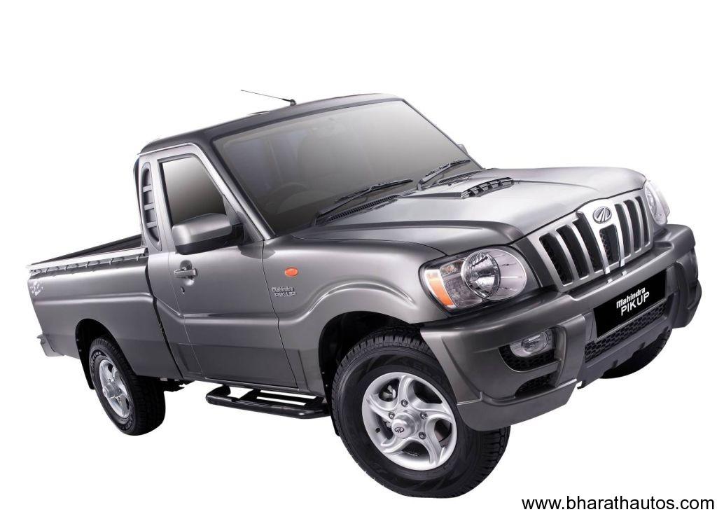 Mahindra Truck Price Usa