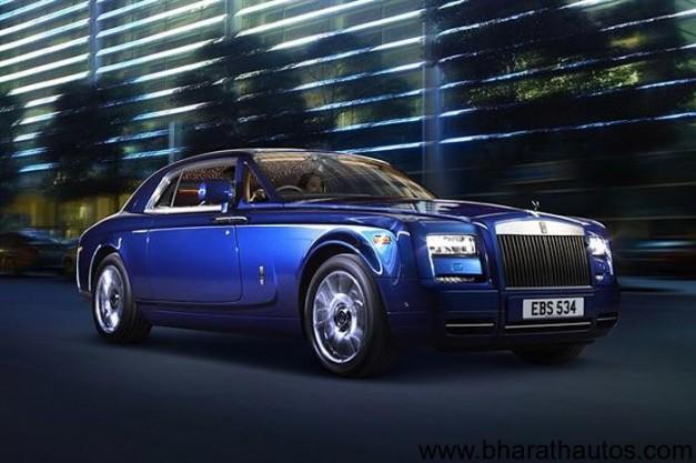 Rolls-Royce Phantom series II 1
