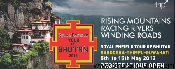 Royal-Enfield-Bhutan