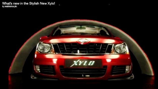 New 2012 Mahindra Xylo explained in detail