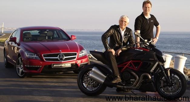 Ducati & Mercedes-Benz AMG