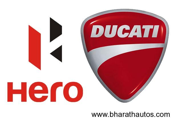 Ducati -Hero MotoCorp