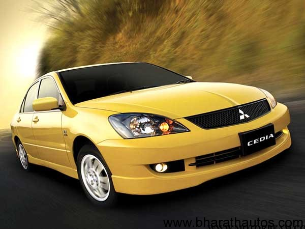 Mitsubishi Cuts Cost Of Lancer Cedia To Rs 7 99 Lakh