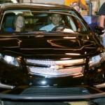 President Barack Obama says he'll buy Chevrolet Volt