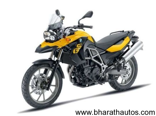 Bmw Launched F650gs On Off Road Touring Motorcycle Priced At Rs 9 99 Lakh In India
