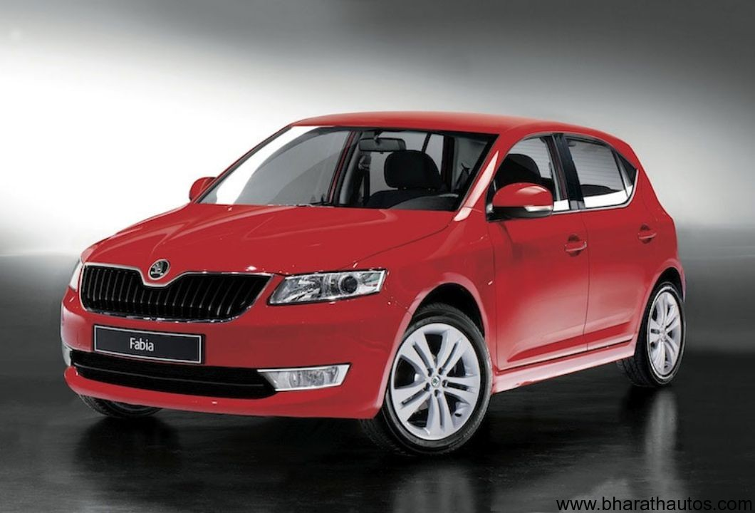 2014 skoda fabia adopts mqb platform. Black Bedroom Furniture Sets. Home Design Ideas