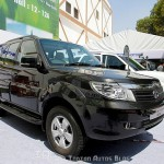 Tata Safari Storme GS 800 - FrontView
