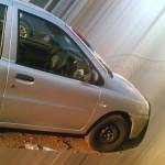 Tata Indica 90 facelift spyshot - 001
