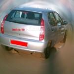 Tata Indica 90 facelift spyshot - 004