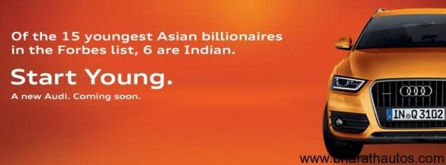 audi q3 india facebook