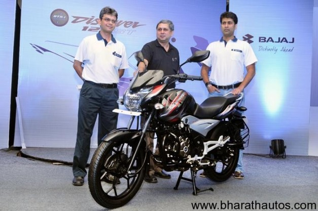 New Bajaj Discover 125 ST (Sports Tourer)