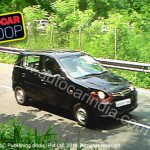 New Maruti 800cc car - Spotted