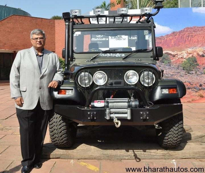 Mahindra Thar Expedition