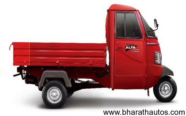 New Mahindra Alfa Plus