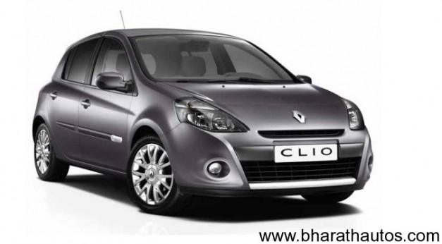 Renault Clio - 001