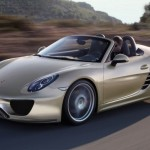 Porsche entry-level sports car