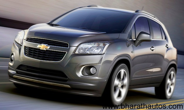 Chevrolet Trax compact crossover