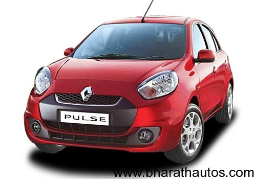 Renault Pulse - FrontView