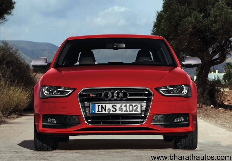 Audi S4 sport saloon