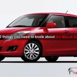 Top 10 things you need to know about the Maruti Suzuki Swift