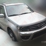 new Suzuki Grand Vitara SUV - 001