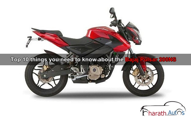 Top 10 things you need to know about the Bajaj Pulsar 200NS